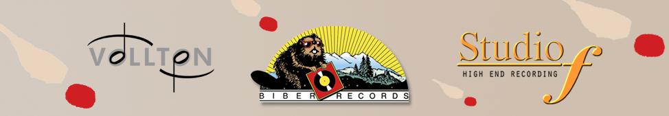 Vollton Musikverlag, Biber Records, Studio f
