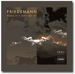 Friedemann - Echoes Of A Shattered Sky