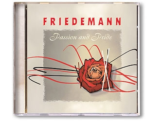 Friedemann - Passion And Pride