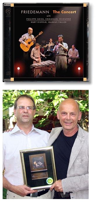 Friedemann Jazz Preis